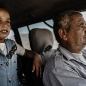 Itab, 9, was injured in a landmine explosion in the Minya area, close to the West Bank city of Hebron. Unexploded ordnance left by Israeli forces undertaking training in the desert has killed and injured dozens of people, including children. © Juan Carlos Tomasi / MSF